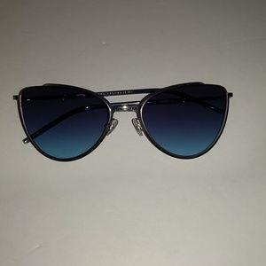 Marc Jacobs blue sunglasses